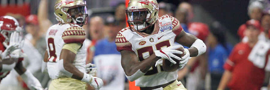 Florida State should be on your College Football Week 8 Parlay ticket.