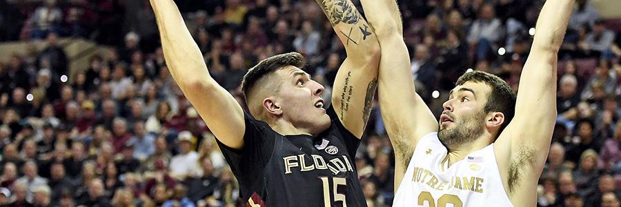 FSU vs Notre Dame NCAAB Odds, Preview & Pick