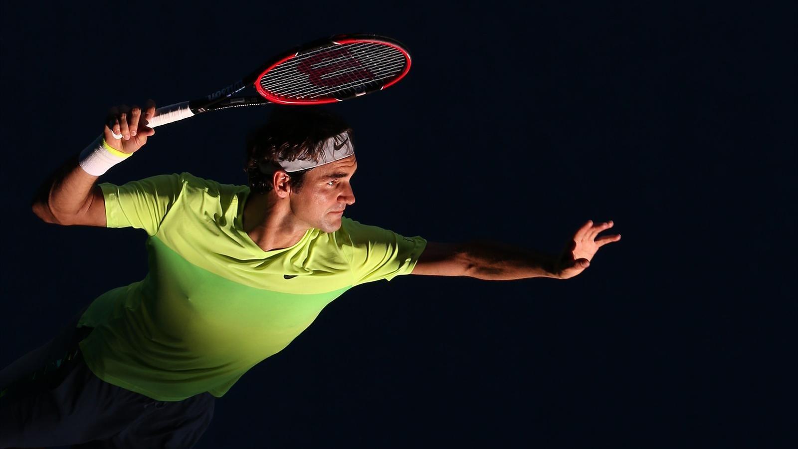 Federer Cover Image