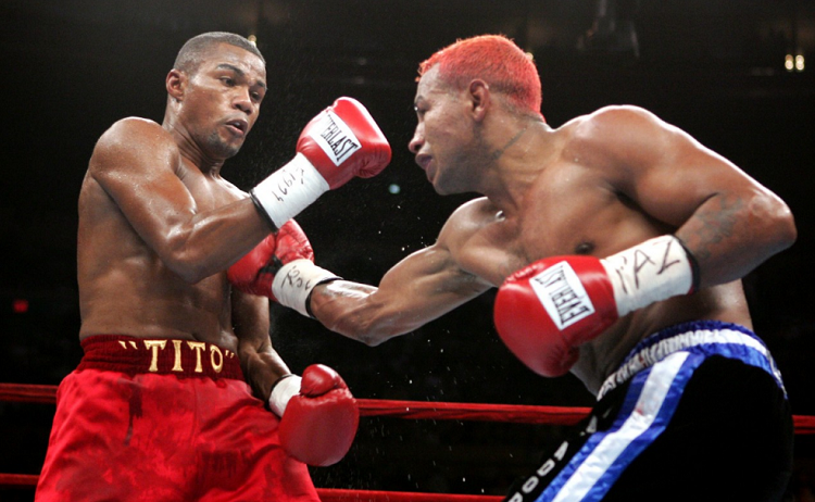 Betting Report on Welterweights That Could've Beaten Mayweather