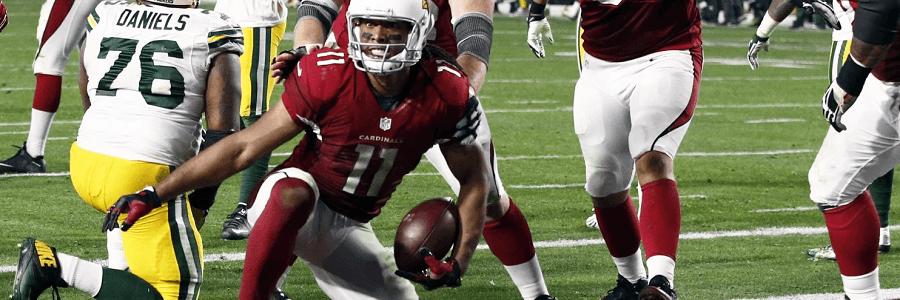 Fitzgerald TD vs Packers NFL Odds