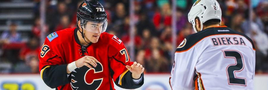 Flames vs Ducks 2017 NHL Playoffs