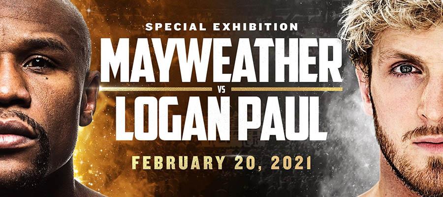 Floyd Mayweather Jr. Vs Logan Paul Boxing Odds & Pick
