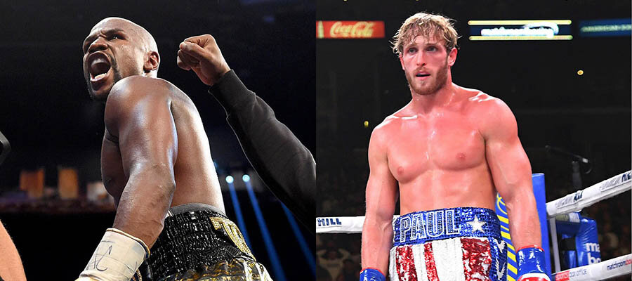 Floyd Mayweather Vs Logan Paul Boxing Update