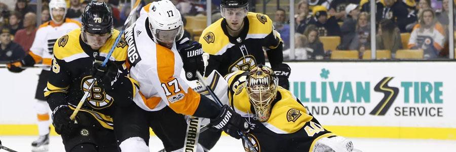 Flyers vs Bruins NHL Odds, Preview & Pick for Thursday Night.