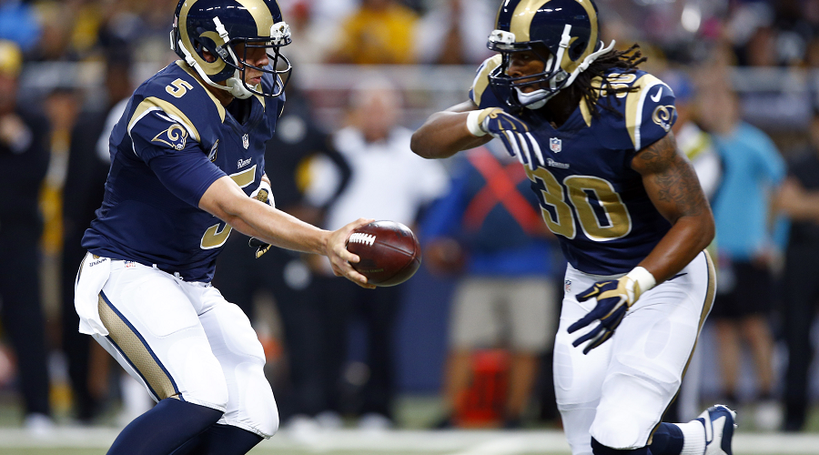 Foles and Gurley