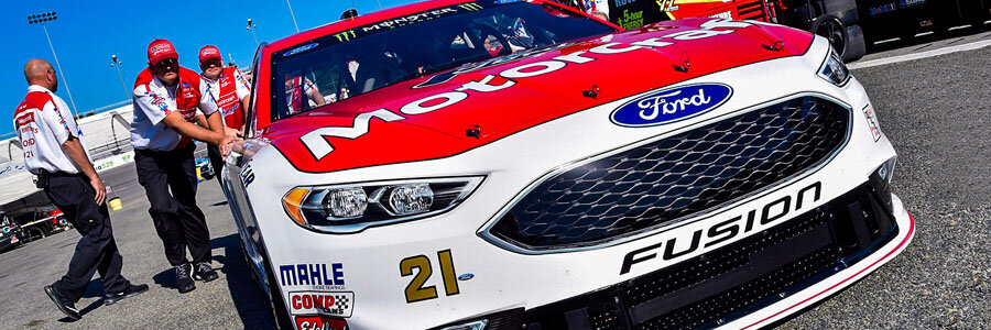 NASCAR Ford EcoBoost 400 Betting Odds & Prediction.