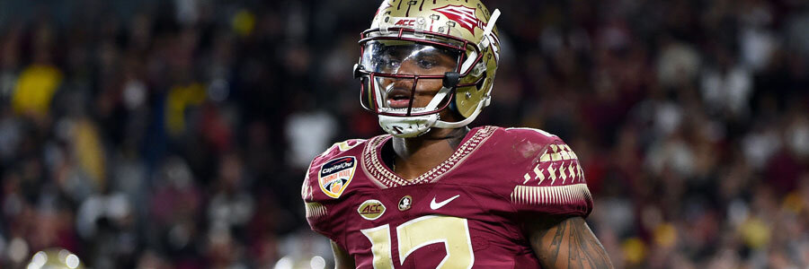 Deondre Francois is out due to an injury.
