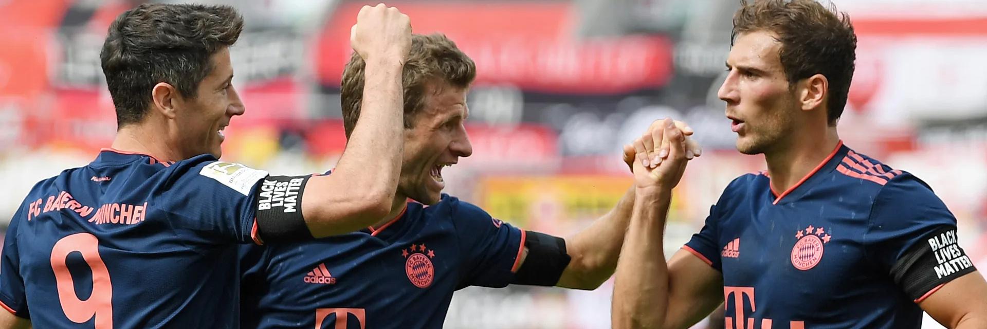 Frankfurt Vs Bayern Munich Game Info DFB-Pokal Semifinals