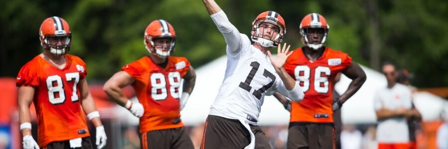 I know the Cleveland Browns won just one game last year, but they made some positive moves this offseason to be ready for the AFC North games.