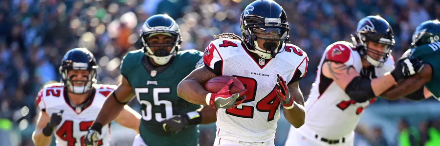 Falcons vs Eagles NFL Week 1 Early Betting Preview.