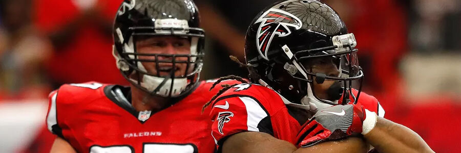 Devonta Freeman is doubtful for Panthers at Falcons in NFL Week 2.