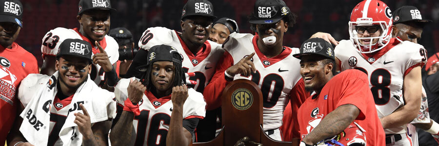 3 Reasons to Bet on Georgia to Win the 2018 NCAAF Playoffs.