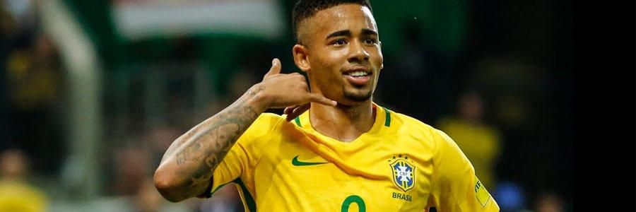2018 World Cup Betting Prediction: Top Goal Scorer.