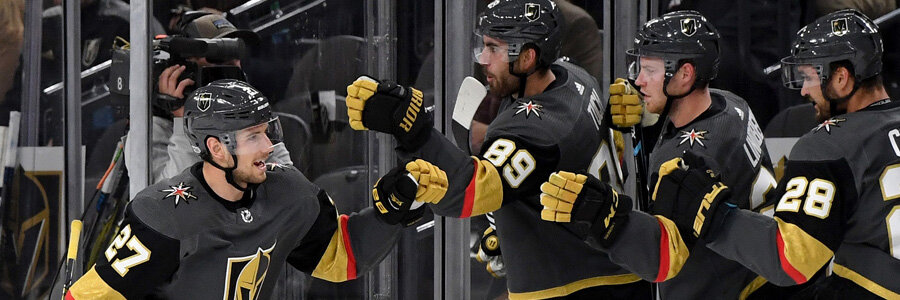 NHL Betting Preview for Golden Knights vs. Penguins on Tuesday Night