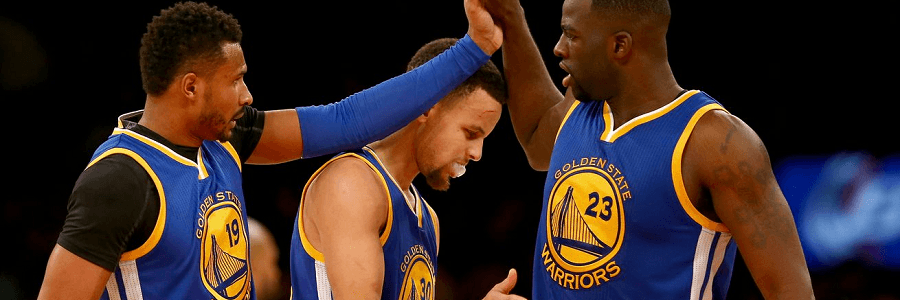 The Wariors even without Curry are still top betting favorites to take it all.