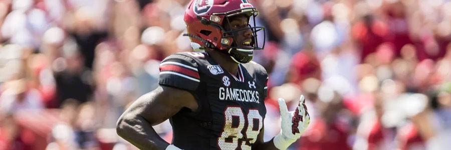 Alabama vs South Carolina 2019 College Football Week 3 Odds & Game Preview.