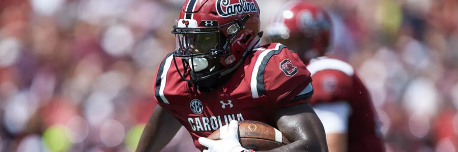 Georgia at South Carolina is one of the best games scheduled for College Football Week 2.