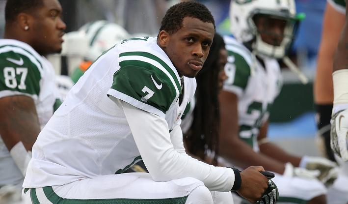 Geno Smith NY Jets NFL 2015