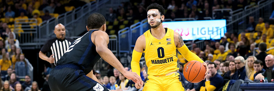 Georgetown vs Marquette NCAAB Odds, Preview & Pick
