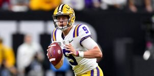 Georgia, LSU, Ohio St 2020 NFL Draft Odds