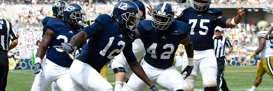 Georgia vs. Georgia Southern NCAA Football Odds Preview