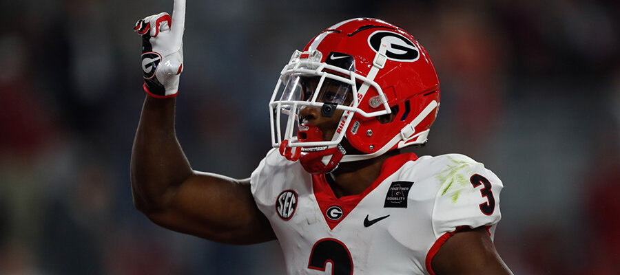 Georgia Vs Kentucky Expert Analysis - NCAAF Week 9 Betting