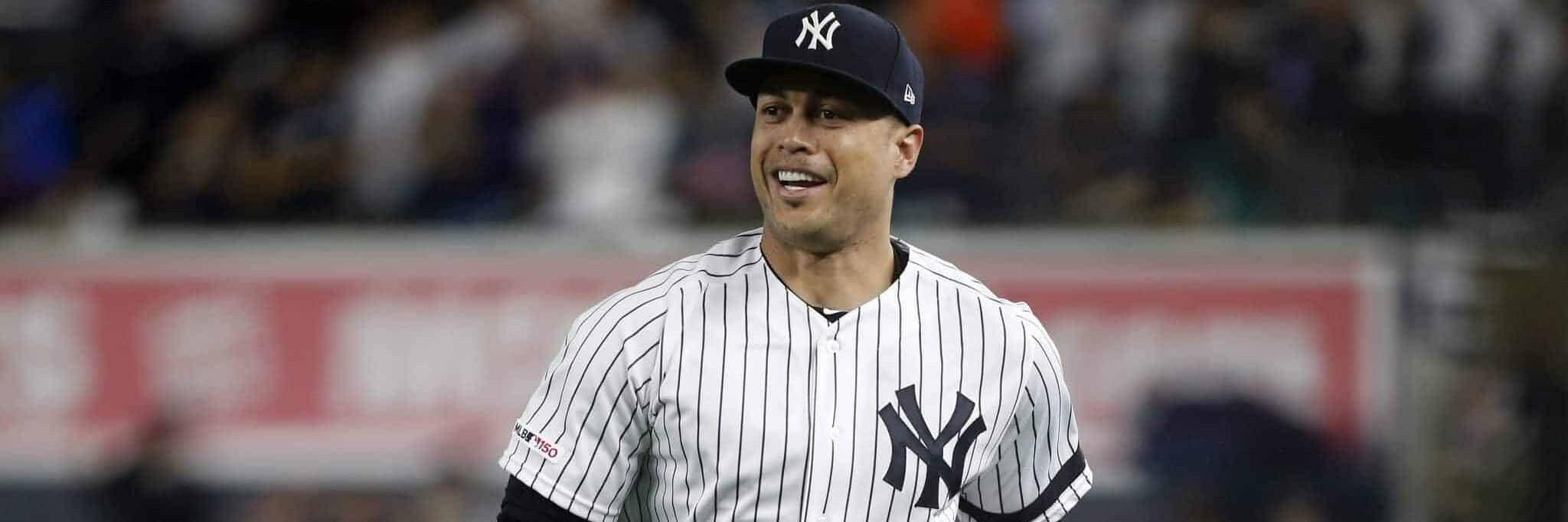 Giancarlo Stanton MLB Awards Odds & Analysis For 2020 Season