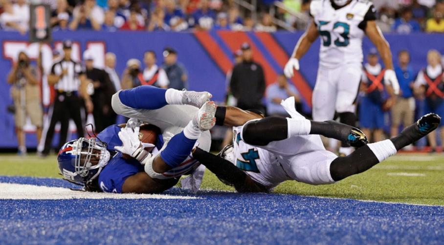 Giants vs Jaguars