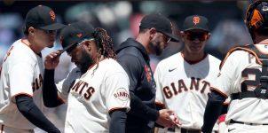 Giants vs Nationals