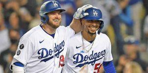 Giants vs. Dodgers MLB