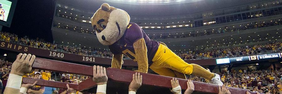 Minnesota vs Ohio College Football Lines Report