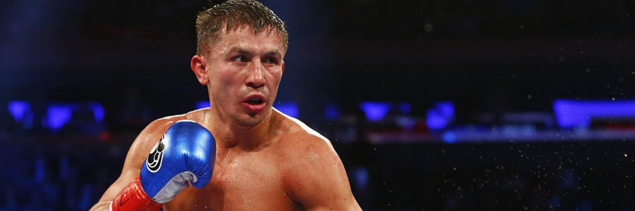 Once again, Gennady Golovkin comes in as the Boxing Betting favorite against Canelo Alvarez.