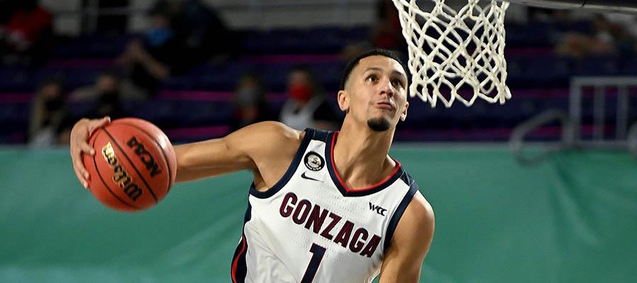 Gonzaga Vs West Virginia Expert Analysis - NCAAB Betting