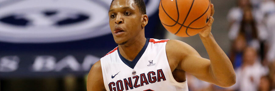 Gonzaga should be one of your NCAA Basketball Betting Picks of the Week.