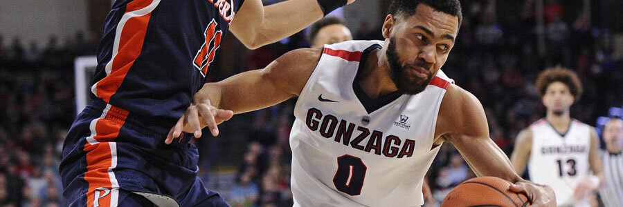 San Francisco vs Gonzaga should be an easy victory for the Bulldogs.