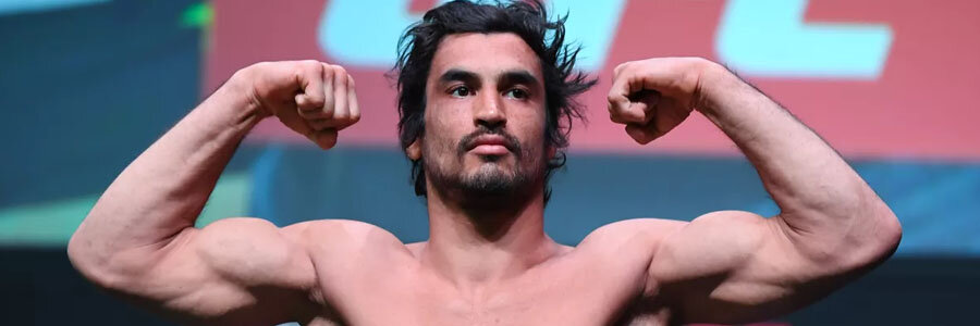 Kron Gracie is one of the favorites for UFC Fight Night 161.
