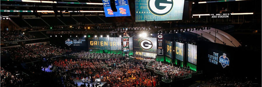 Green Bay Packers Super Bowl LV Odds & Analysis After Draft