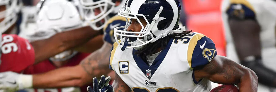 The Rams look like a good NFL Betting pick to win the NFC West.