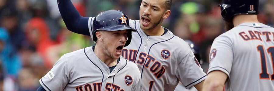 How to Bet Red Sox vs Astros MLB Spread & Expert Pick.