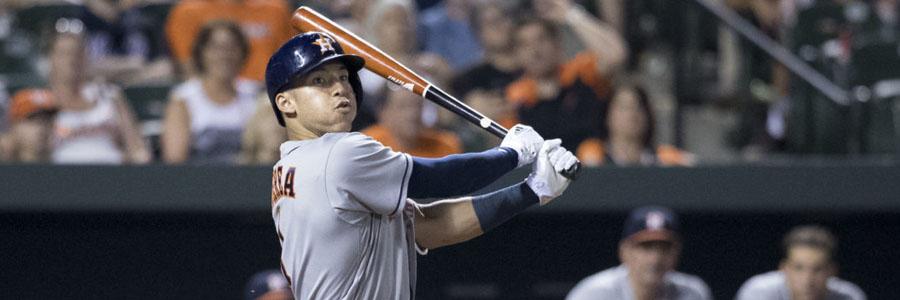 Astros vs Giants MLB Odds & Expert Betting Prediction.