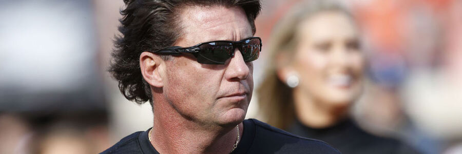 The 2019 National Championship Betting Odds for Mike Gundy and the Cowboys doesn't look good.