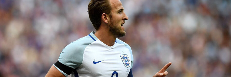 England is among the 2018 World Cup Betting favorites to win Group G.