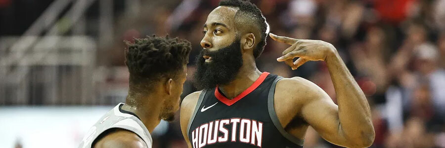 Rockets vs Jazz NBA Betting Lines & Game Preview.