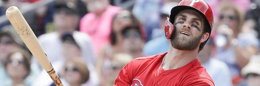 Phillies vs Brewers MLB Week 8 Betting Lines & Prediction.