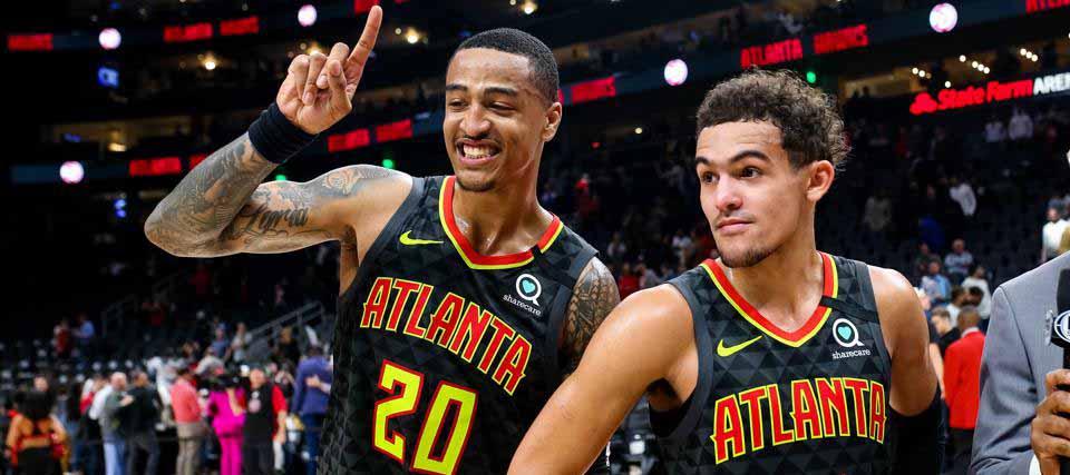 Hawks vs 76ers