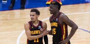 Hawks vs Bucks Game 2