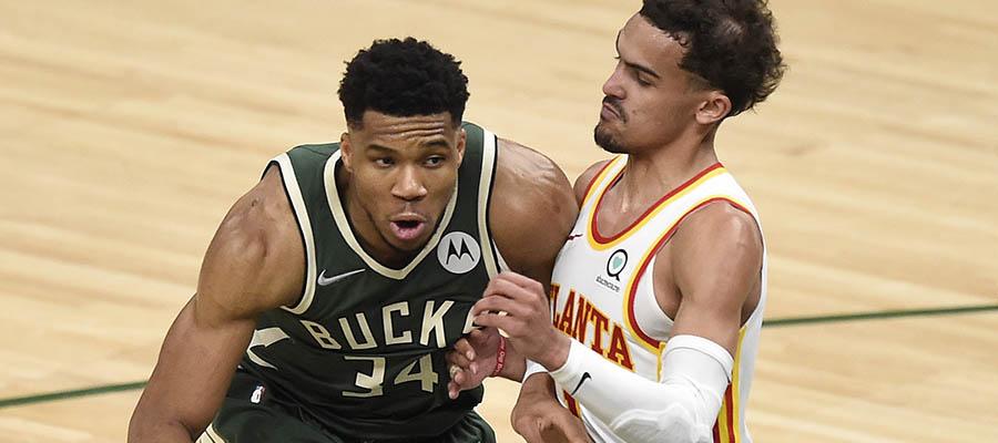 Hawks vs Bucks Game 5 NBA
