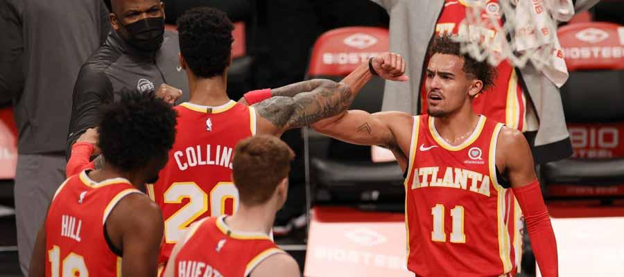 Hawks vs Knicks, Game 2