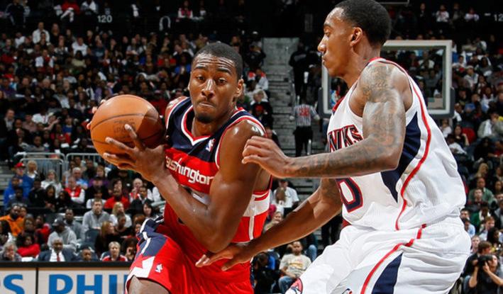 Hawks vs Wizards NBA Playoffs